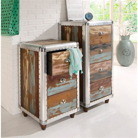 Chiffonnier 3 Suisses by Commode Chiffonnier 4 Tiroirs Home Affaire Color 233 Home