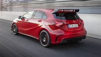 Mercedes A 45 Amg Price 2016 Mercedes A Class Amg A45 Pricing And