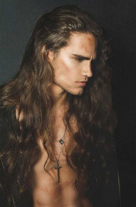 hair model boy 15 hairstyles for men long hair mens hairstyles 2018
