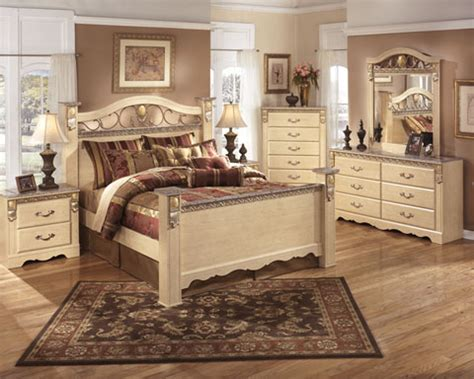 sanibel poster bedroom set by furniture ebay
