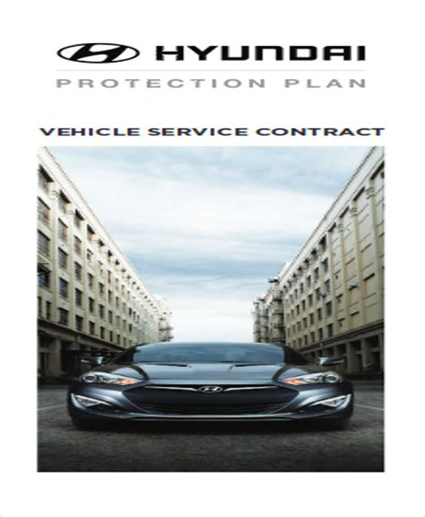 vehicle service contract 10 vehicle service contract sles sle templates