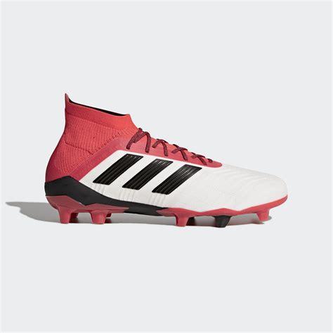 Jual Adidas Predator 18 1 adidas predator 18 1 firm ground boots white adidas asia middle east