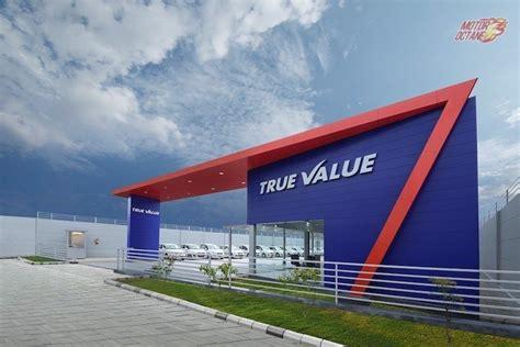 maruti true value showroom true value showrooms a new initiative from maruti