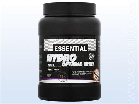 Essential Whey Essential Hydro Optimal Whey