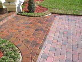 Cleaning Patio Pavers Paver Cleaning Sealing Repair In Utica Ny