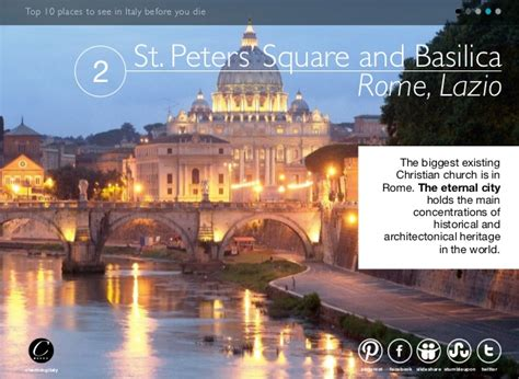 best places to see in italy top 10 places to see in italy before you die e book