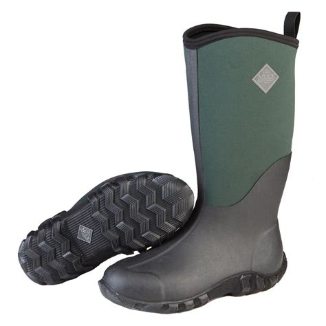 s rubber boots muck edgewater ii waterproof rubber boots 658166 rubber