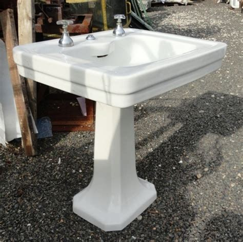 Salvage Bathroom Fixtures Bathroom Sinks Recycling The Past Architectural Salvage