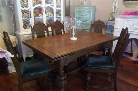 dining table and buffet set dining room table set with 6 chairs and server