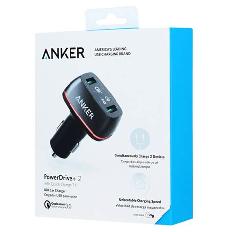 Charger Mobil Usb Anker Powerdrive 2 Kabel Micro Usb Usb Car Charger 1 anker powerdrive 2 dual usb punja芻 za auto 5 4a