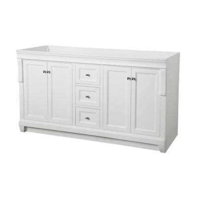 60 bathroom cabinet foremost naples 60 in w x 21 5 8 in d x 34 in h vanity