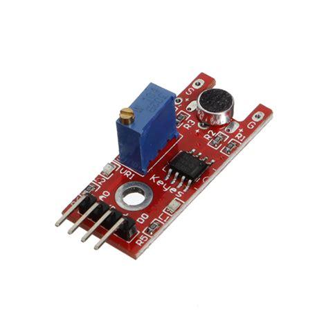 Arduino Sound Detection Module microphone voice sound sensor module for arduino alex nld