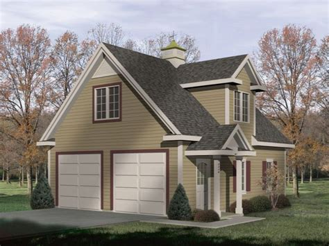 2 car garage with loft plan 005g 0018 garage plans and garage blue prints from