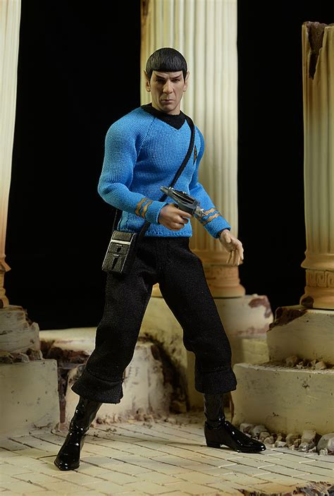 Marvela Interiors review and photos of mezco one 12 collective mr spock