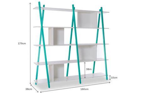estante escada tok stok estante para livros preta 5 prateleiras p 201 s de madeira