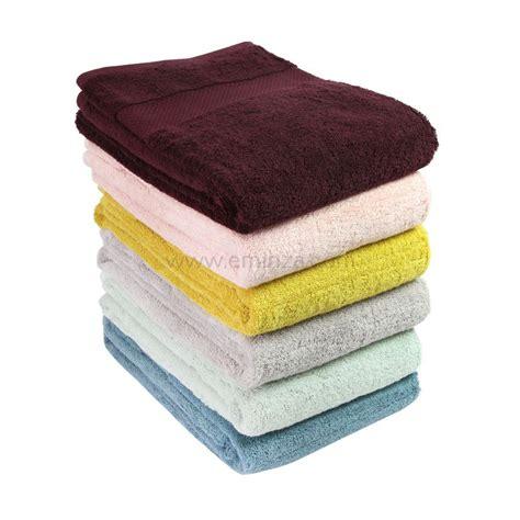 serviette de bain 70 x 130 cm vitabio gris clair