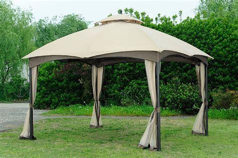 hton bay pergola replacement canopy ideas design for hton bay gazebo selecting the best