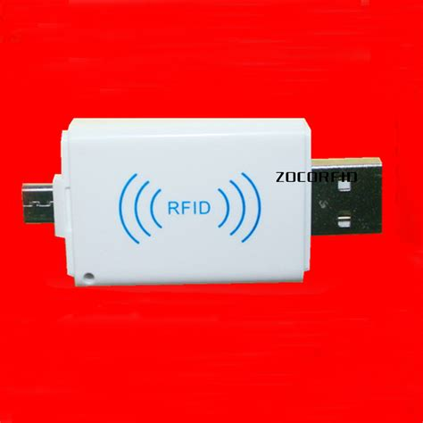 Usb Id Card 125khz mini rfid reader mobile phone em4100 tk4100 id card