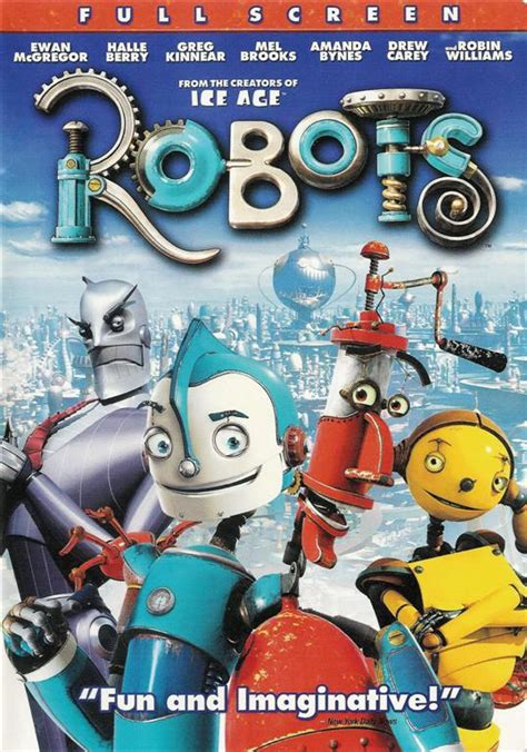 film robot game robots dvd dts bonus cd rom with 10 fun robots games