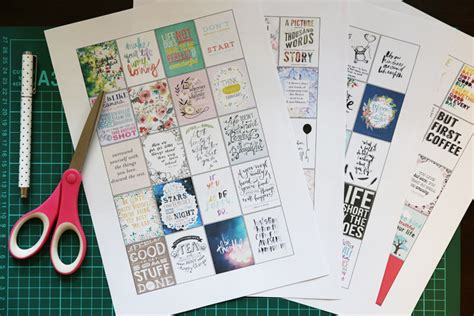 Printable Motivational Stickers | 8 best images of motivational printable planner stickers