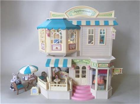 Sylvanian Families Original 2889 Store sylvanian families applewood department store with six
