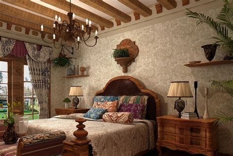 vintage wallpaper for bedroom decoration european bedroom with damascus vintage