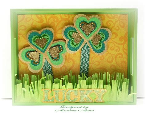 where to put st st patrick s day shadow box