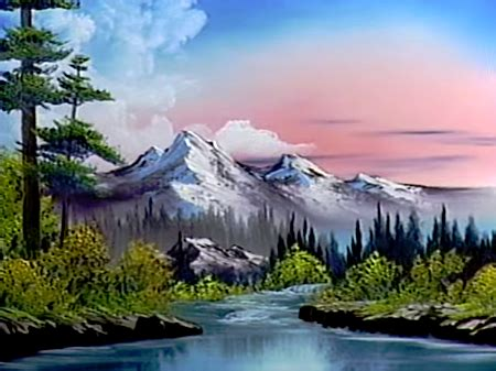 bob ross painting review season 22 of the of painting with bob ross