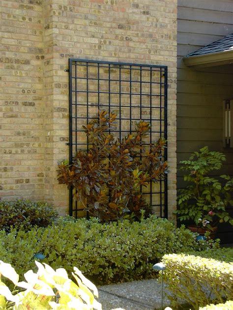 Metal Trellis Fence Ornamental Iron Gates L C Fence And Gate