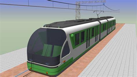 sketchup components  warehouse train sketchup