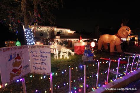 christmas lights alta loma ca thoroughbred rancho cucamonga 3