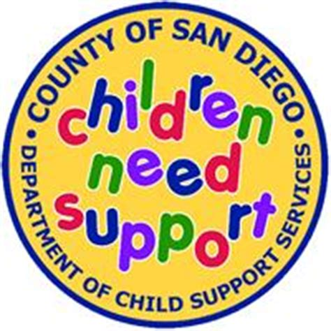 Office Of Child Support by San Diego Department Of Child Support Services On Schedulicity