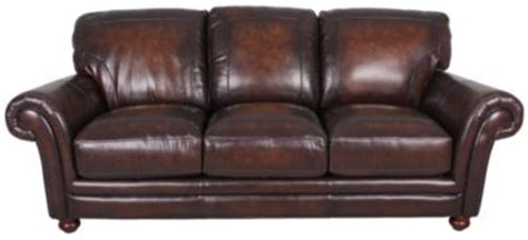 la z boy leather couch la z boy william 100 leather sofa homemakers furniture