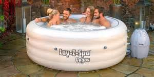 Portable Bathtub Heater Which Lay Z Spa Inflatable Tub We Review The Best Spas