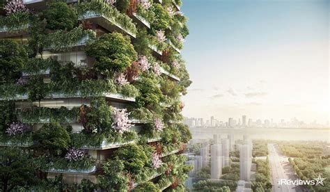 Garden Towers Vertical Garden Towers Fighting Pollution In China