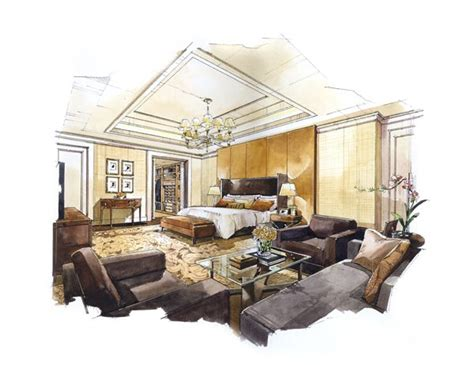 simarc interior design sketches simarc interior design sketches pinterest back to rate watch color perspective a3 price is 250 400 usd
