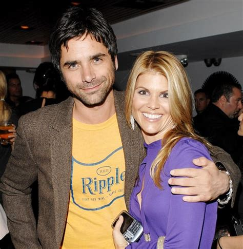 john stamos and wife real lori loughlin explained in a recent interview why she and