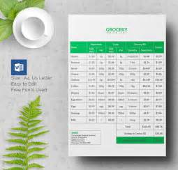 doc 900860 price list design template price list