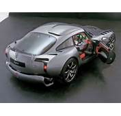 TVR Sagaris  Trend Otomotive Modification