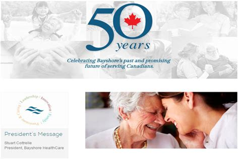 home health care canadian seniors directory