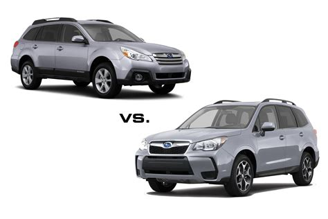 Compare Subaru Forester And Outback by Miller Subaru Utah Forester Vs Outback Salt Lake