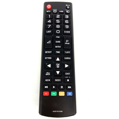Remot Tv Lg Tabung new original remote for lg akb74475480 replace the
