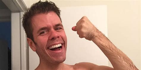 perez hilton under fire for sharing a shower with perez hilton s shower picture with his son causes huge