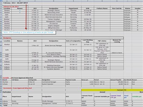 Buku Manajemen Ebook Advance Management Accounting Bonus payroll management sheet 1 sumhr employee attendance