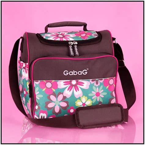 Gabag Breastmilk Cooler Bag Sling Flower cooler bag gabag sling flower bungaasi