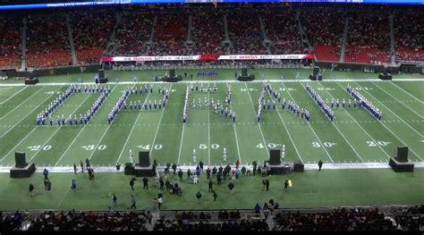 Honda Battle Of The Bands 2020 by Tennessee State S Marching Band Pays Homage To