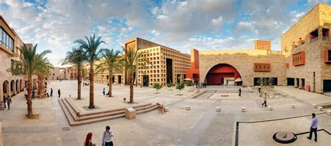 Mba American In Cairo by The American In New Cairo Sasaki Associates