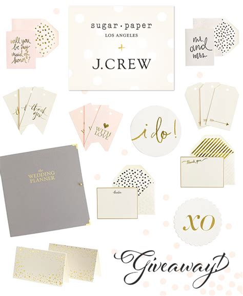 How To Make Sugar Paper - sugar paper for j crew giveaway a best day