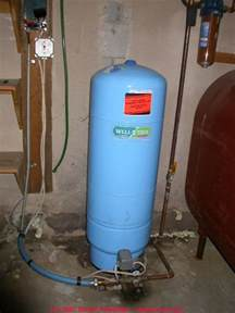 Water Tank For Well Pump Water Tank Diagnostic Faqs Problems With The Water