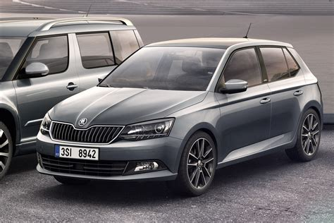 Koda Modèles skoda announces edition models for fabia rapid octavia